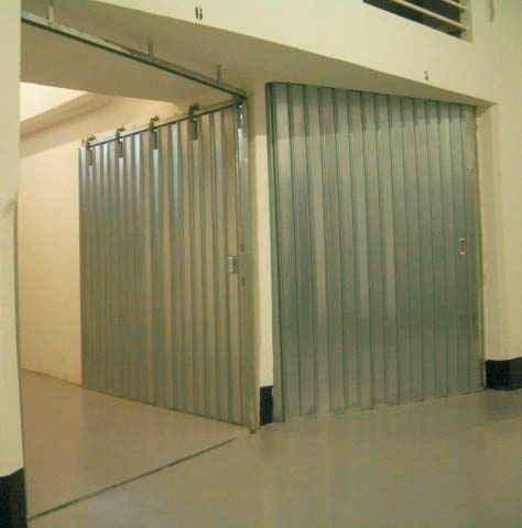CGVSD Vertical Sliding Door