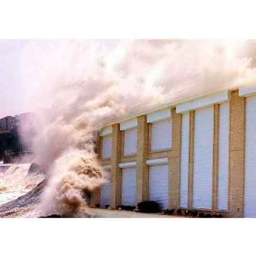 CITY-GATES CGDADE Hurricane Roll Up Door