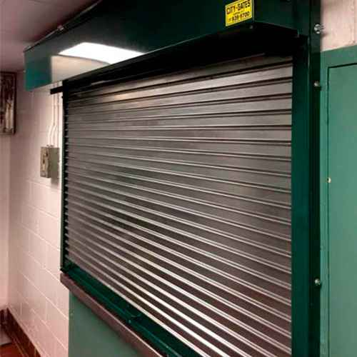 CGFS150 FIRE RATED SHUTTER - City Gates USA