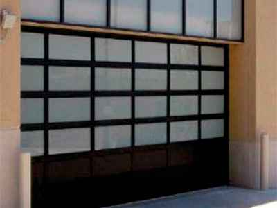 CGFV Full View Sectional Doors