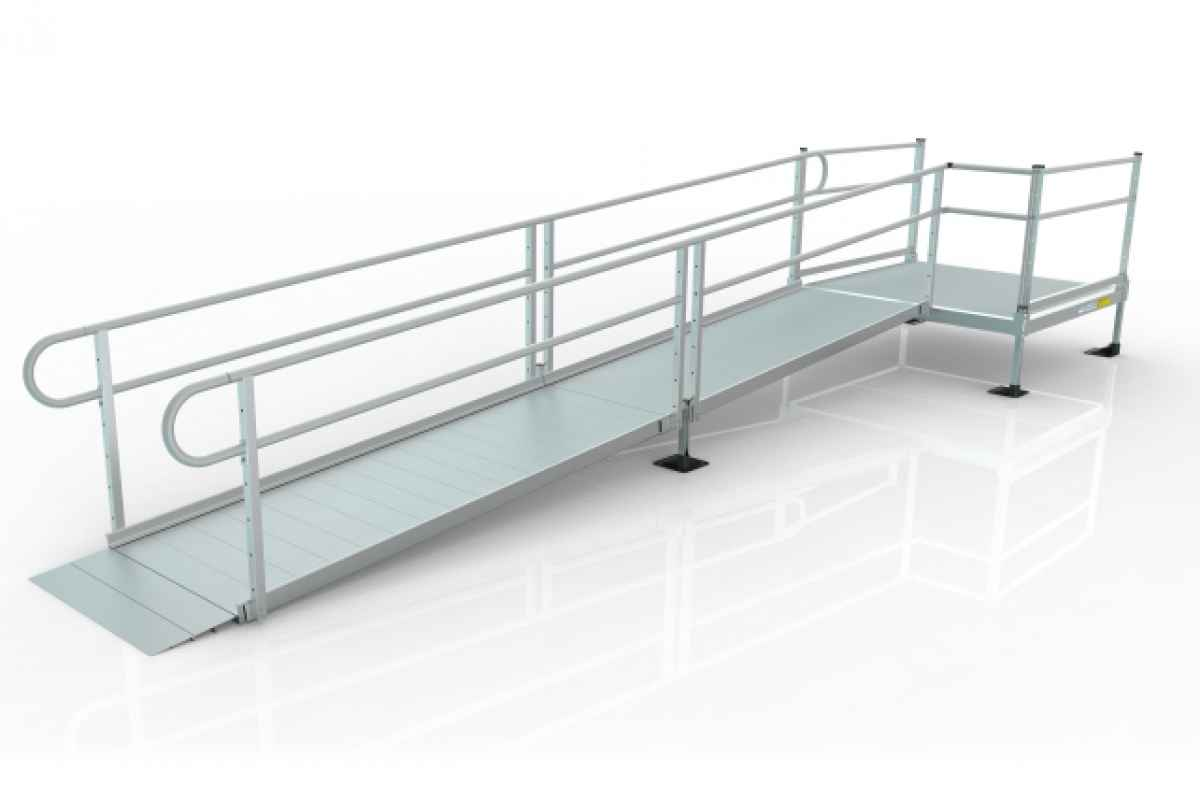 CITY GATES – RAILINGS RAMP SYSTEMS