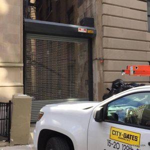 City Gate Car